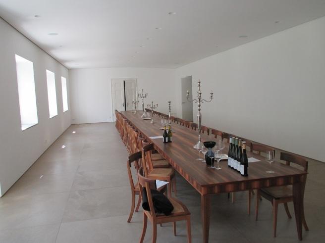 molitor tasting room