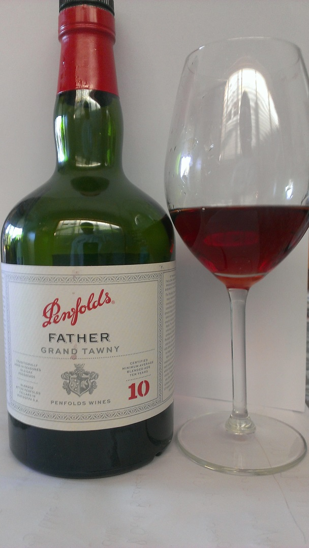 penfolds father