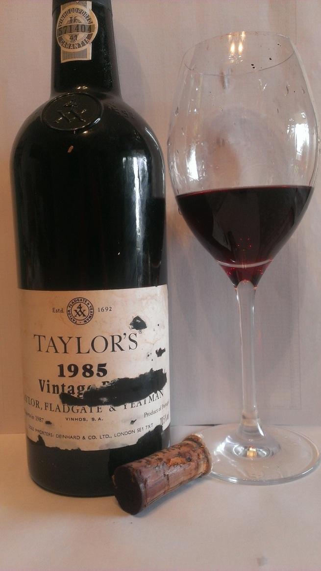 1985 taylors vp