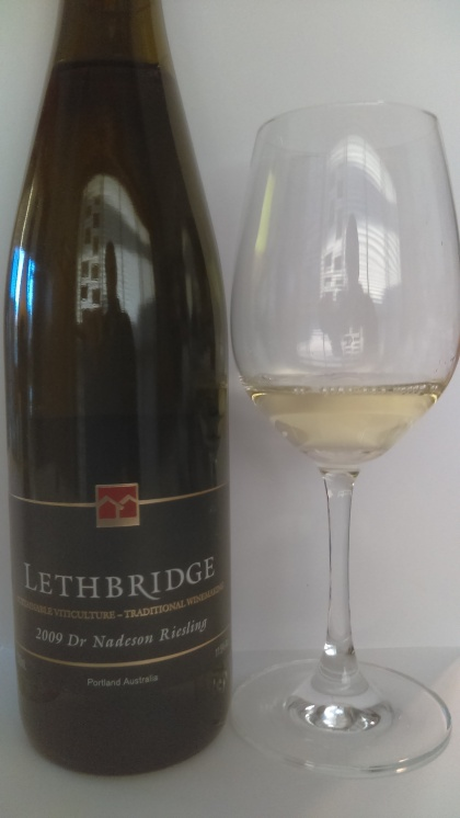 2009 lethbridge riesling