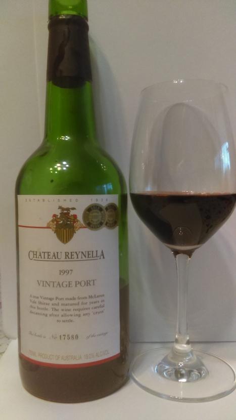 1997 ch reynella vp
