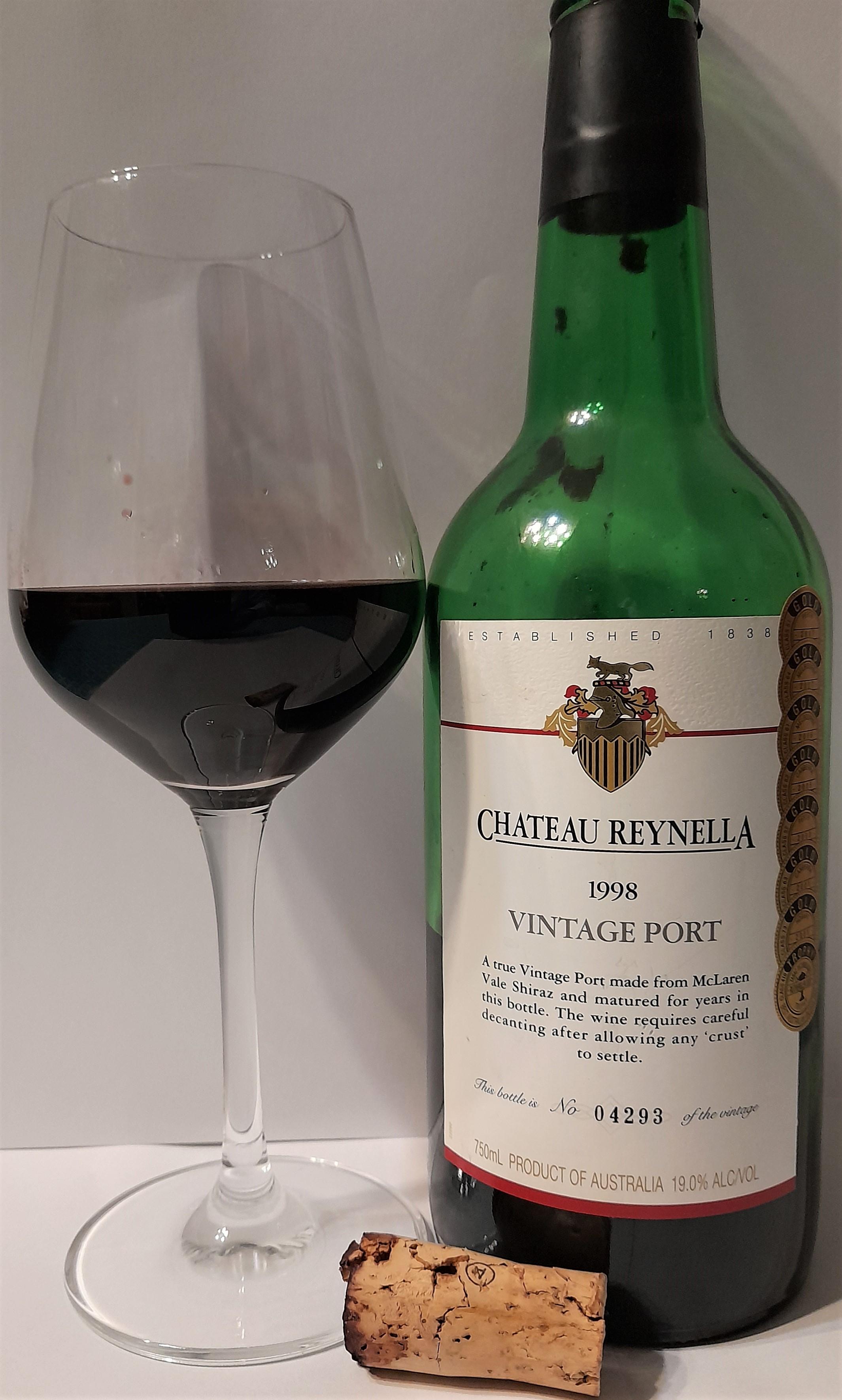 1998 ch reynella vp